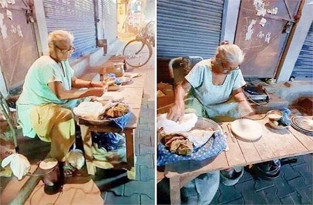 financial help for jalandhar s famous parantha aunt