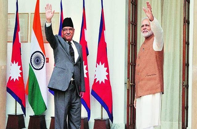 india nepal working to improve the relationship
