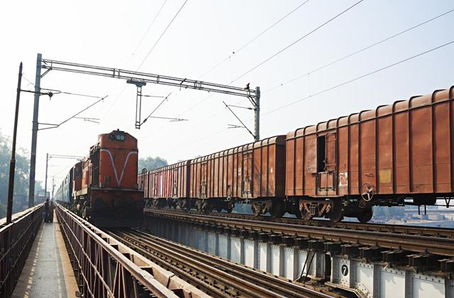 railways canceled 3 090 freight trains loss of rs 1 670 crore
