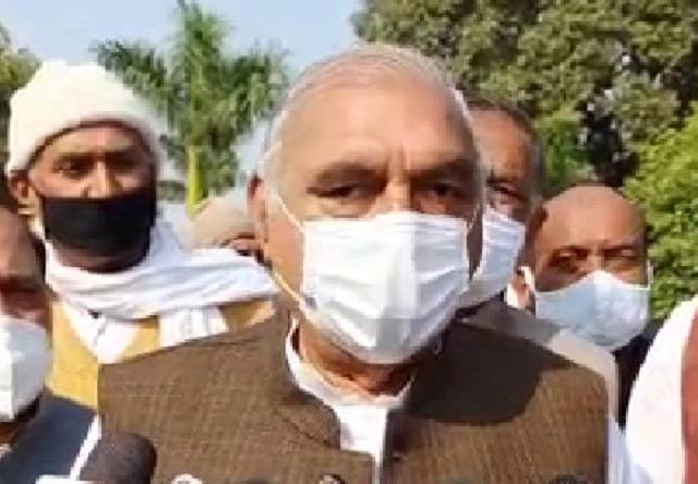 hooda s appeal to the government and farmers