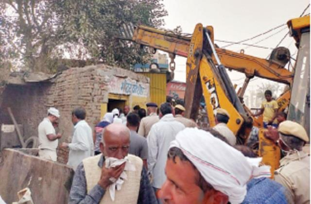 urban development authority department carried out major action