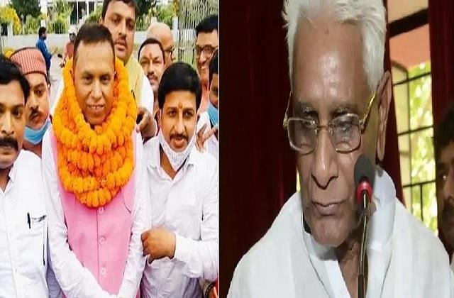 kedarnath pandey of cpi elected from saran teachers constituency
