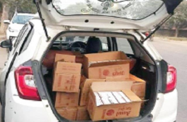 two arrested with 350 kg of fake ghee