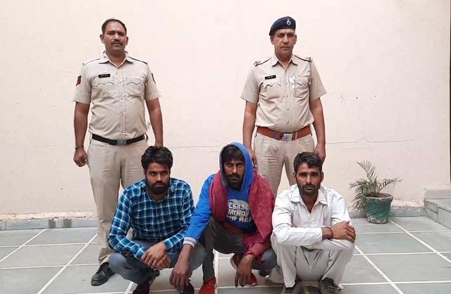 four accused arrested in liquor contractor murder case