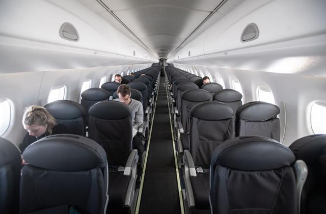 lockdown changed the trend of outings passengers avoiding flying in aircraft