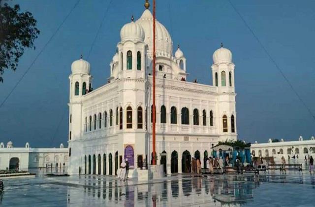 national news india kartarpur sahib gurdwara pakistan