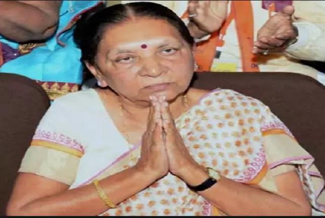 maulana sadiq s death is an irreparable loss to society anandiben patel