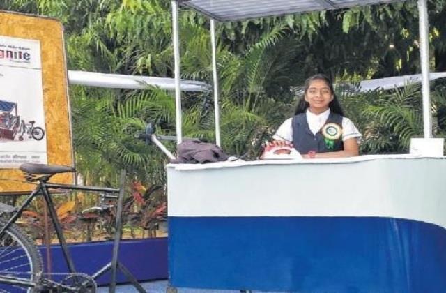 पर्यावरण प्रेमी: 14 साल की विनिशा उमाशंकर को मिला चिल्ड्रंस क्लाइमेट प्राइज 2020