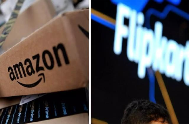 some banks accused of colluding with amazon and flipkart complaint to rbi