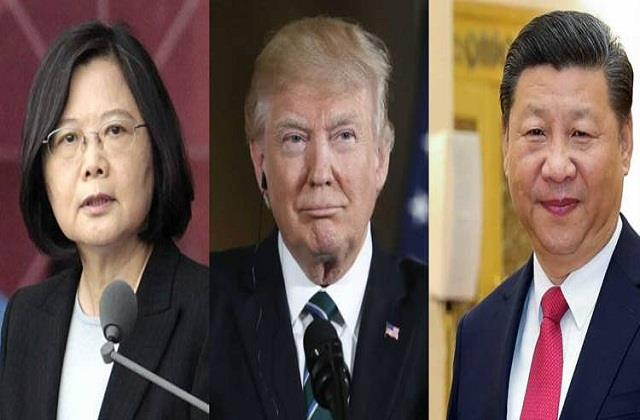 america is strengthening taiwan against china