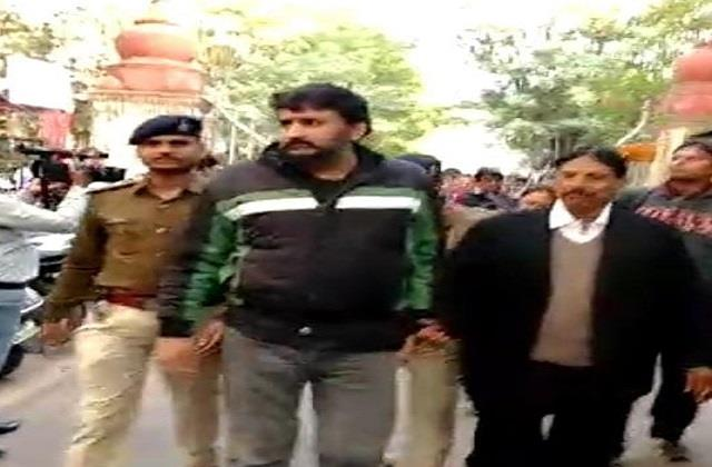 jitu soni s son amit soni gets bail in 16 cases released