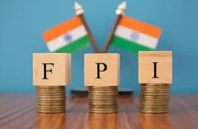fpi positive indian markets rs 35 109 crore november investment