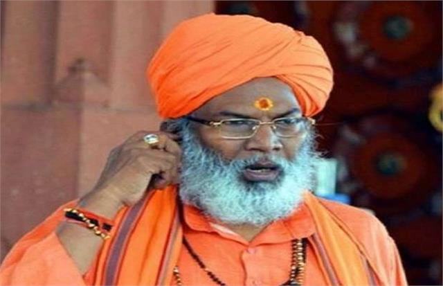 bjp mp sakshi maharaj in grip of corona quarantine for 15 days