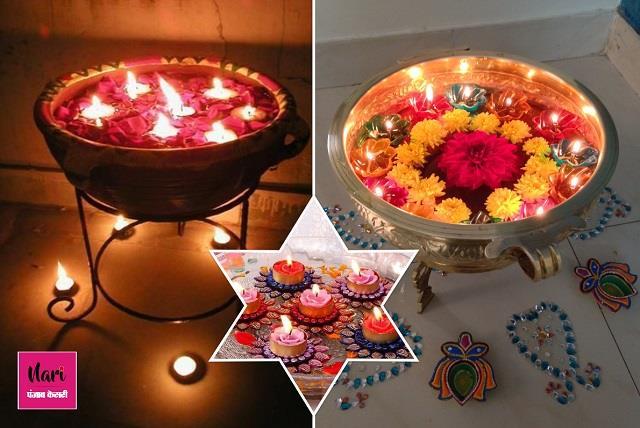 Diwali 2020: फ्लोटिंग दीया-कैंडल डैकोरेशन के 15 यूनिक आइडियाज