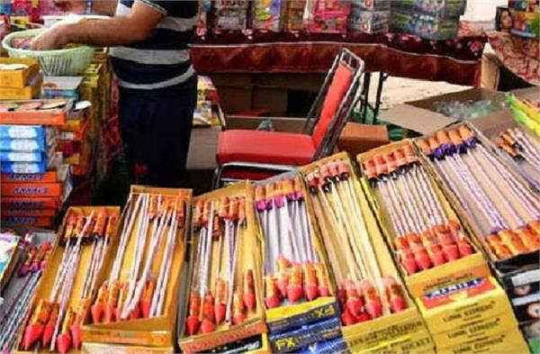 firecrackers may be banned in chandigarh on diwali
