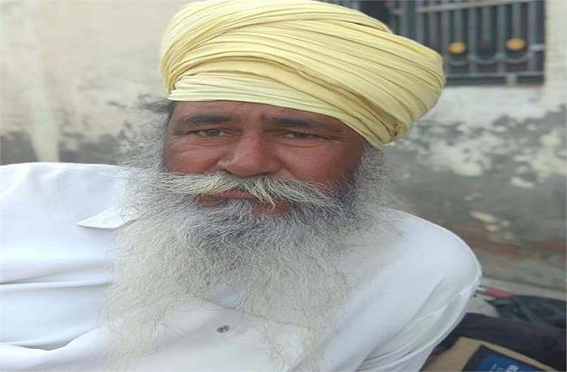 farmer s death protesting against farming laws