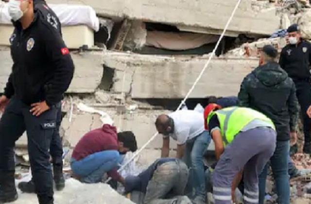 international news turkey izmir earthquake gazegin usa