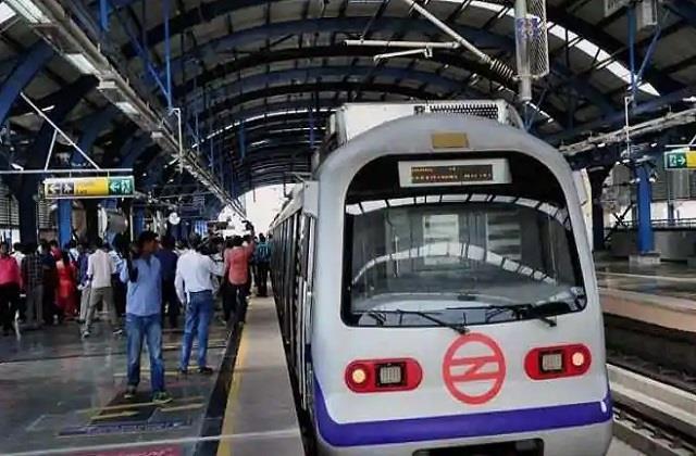 delhi metro will provide services till 10 pm on diwali