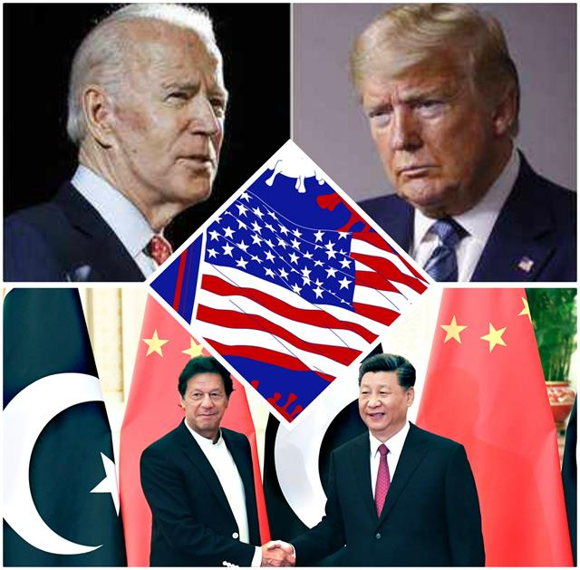 biden as us president will make china and pakistan happy