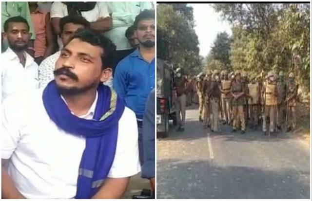 fir against bhima army leaders who are committing uproar in saharanpur