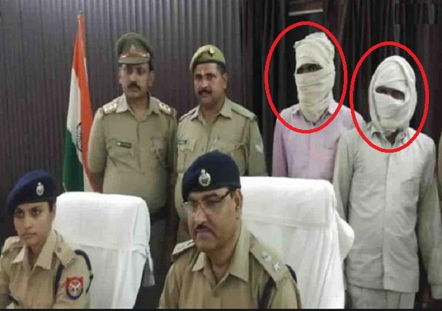 fatehpur 24 hours after police revealed the murder two accused arrested