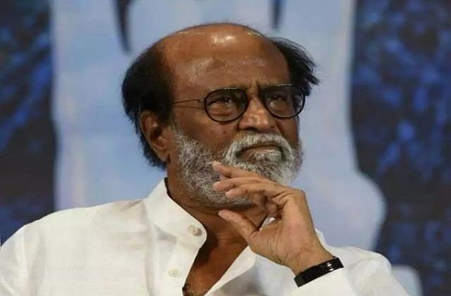 i will announce my decision soon for entry in politics rajinikanth