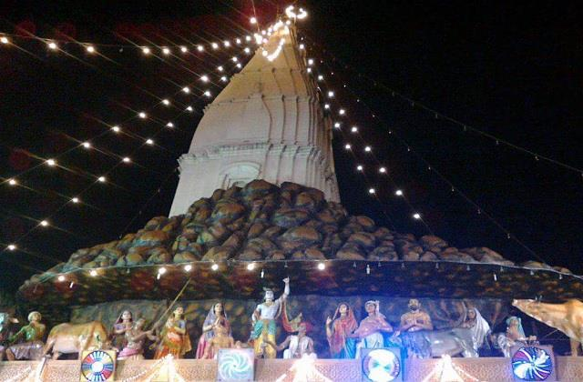 famous govardhan fair 138 year old princely state started in corona protocol