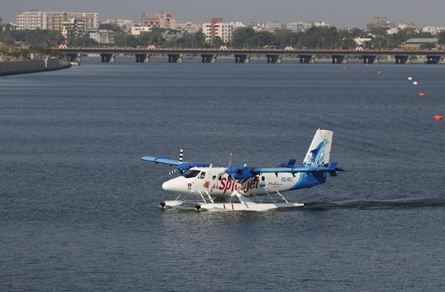 central government plans to build 14 more aquatic bases for sea plane services