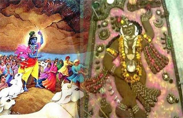 millions of devotees come from abroad for govardhan puja in mathura
