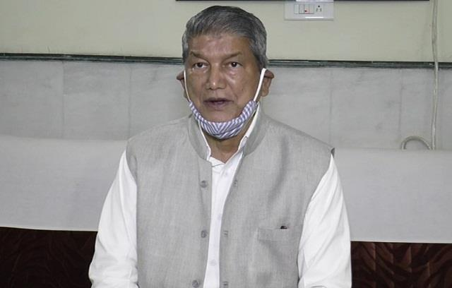 rawat said to hide its failure khattar government gave 75 percent reservation