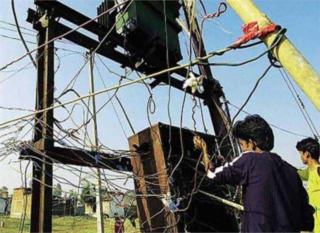 11 thousand wires broken due to negligence of electricity