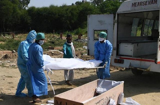 national news punjabkesari delhi corona virus death