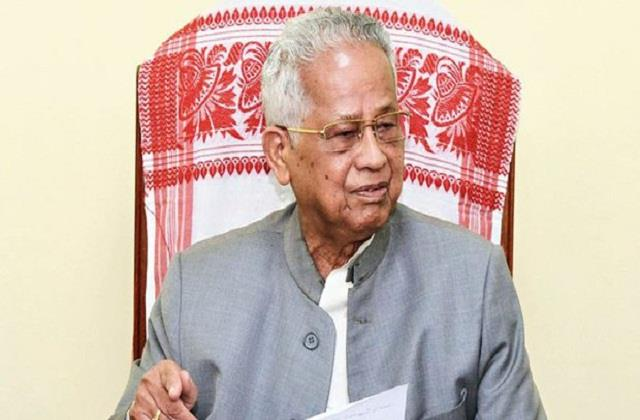 former assam chief minister tarun gogoi health deteriorated hospitalized