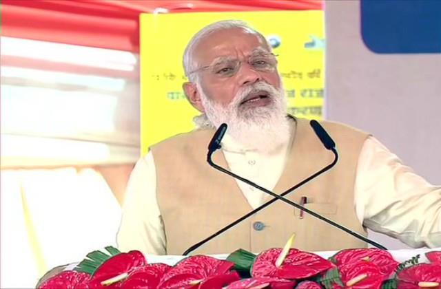 how did farmers benefit from agricultural law pm modi answered