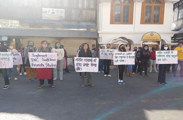 sfi secretariat ghetto for promoting nursing students