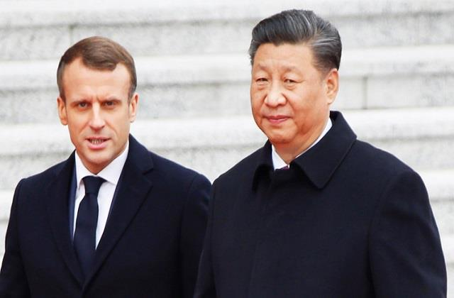 china lobbying to obtain french nuclear technology for  debt