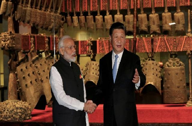 this month modi jinping will face to face three times
