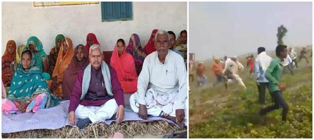 durjanpur massacre women victims on hunger strike demanding justice