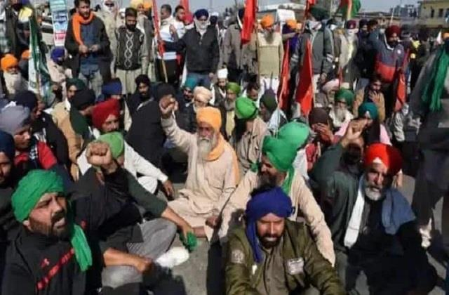 many colleges canceled examination in delhi ncr due farmers protest march