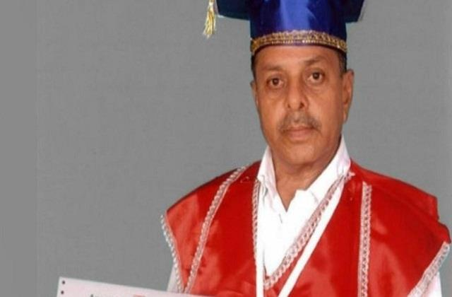 national news gujarat bhanubhai patel jail ahmedabad ambedkar university