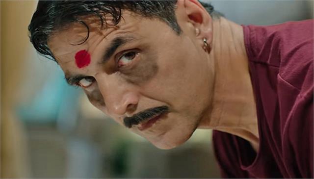 akshay kumar and kiara advani starer film laxmii review