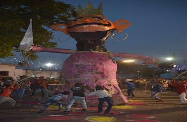 kansh fair will be held on tuesday in kanha s city of mathura