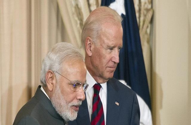 america new president joe biden has an old relationship with india