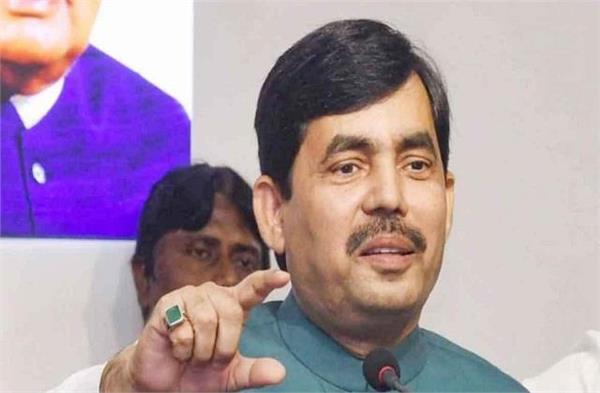 bjp syed shahnawaz hussain narendra modi exit poll nitish kumar