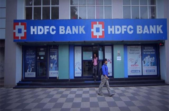 necessary changes in mobile banking for hdfc bank customers