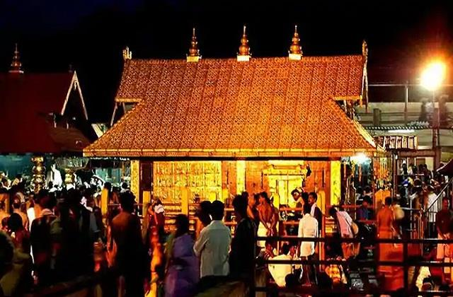 rules changed for sabarimala temple