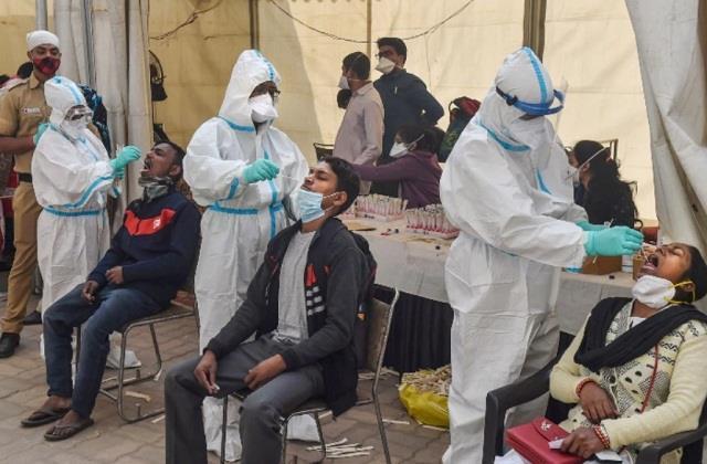 national news punjab kesari corona virus delhi health specialist patient icu