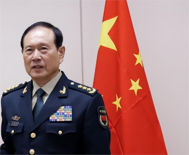 chinese defence minister in nepal to bolster military cooperation
