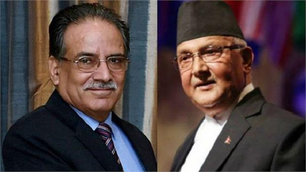 political crisis deepens in nepal no end in sight to oli prachanda fight