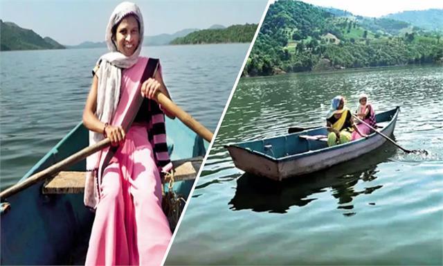फर्ज के लिए कुछ भी! रोज 18km नाव चलाकर आदिवासी बच्चों और गर्भवती तक मदद पहुंचा रही रेलू